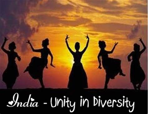 Write an essay on unity in diversity